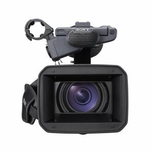 Filmagem usando cameras de vídeo profissionais Full Hd.