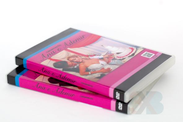 DVD editado casamento Balneário Camboriú , Santa Catarina.